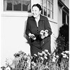 Woman candidate for Lynwood City Council, 1952