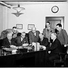 Smog committee at District Attorney's Office, 1947