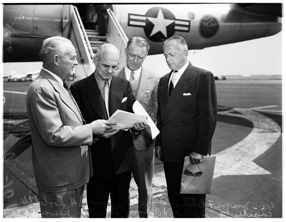 Air Force Investigation Commission, 1952