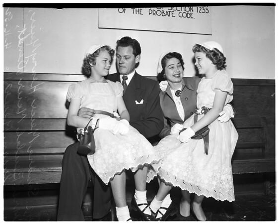 Guardianship, 1952