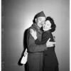 Korean arrival, 1952