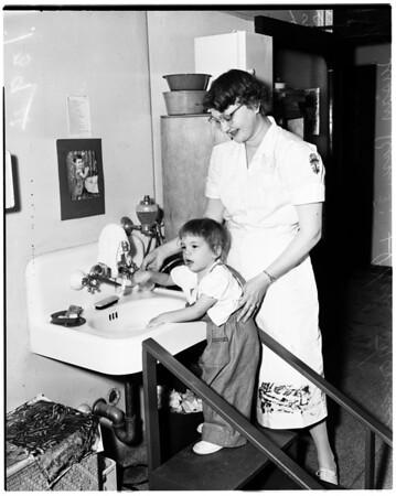 Cerebral Palsy, 1952