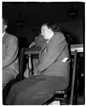 Plymire inquest, 1952