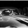Accident -- Sunset Boulevard and La Brea Avenue, 1952