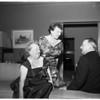The Nursery Godmothers Society, 1952