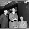 William F. Knowland luncheon, 1952