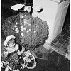 Easter hunt queen, 1952