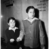 Scout reward, 1952