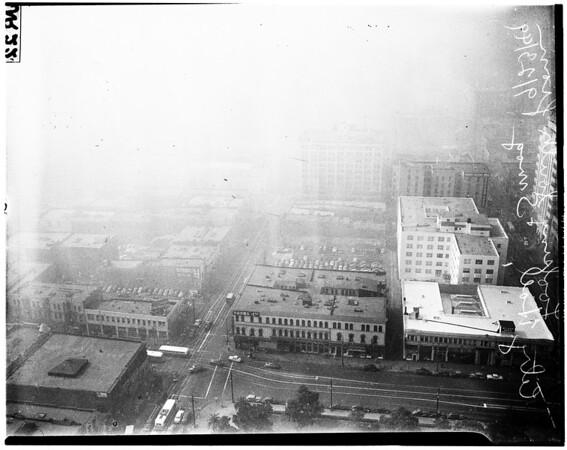 Smog and our fair city (a smelly story), 1951