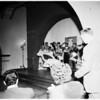 Queen of Calexico cavalcade, 1952