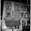 Leaper at 333 East  4th Street, 1952