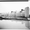 Whittier Narrows dam, 1952