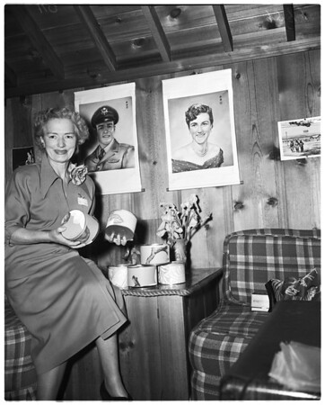 Morale builders, 1952