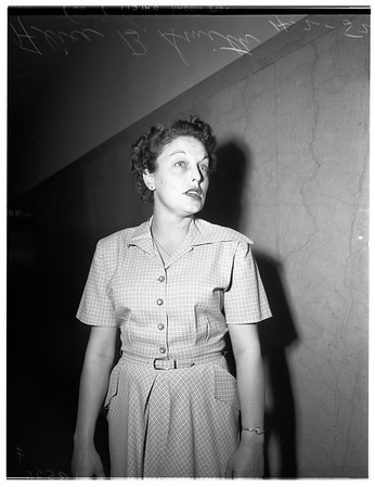 Bigamy, 1952