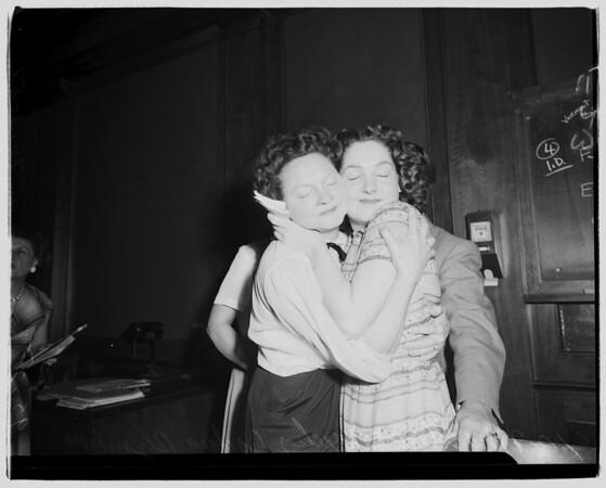 Plymire murder case, 1952