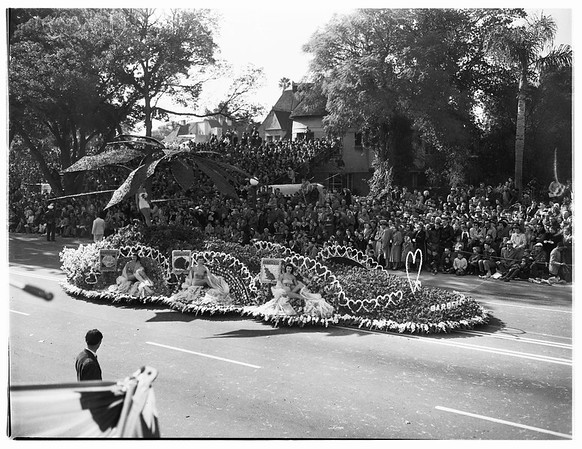 Tournament of Roses Parade, 1952
