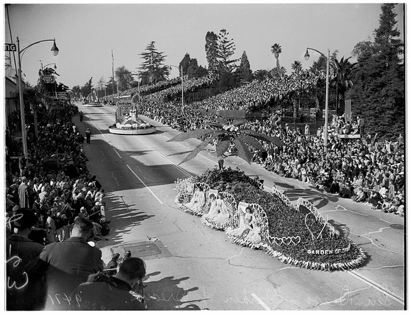 Tournament of Roses Parade, 1952