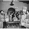 Telephone Strike (911 Venice Boulevard and 433 South Olive Street, 1952