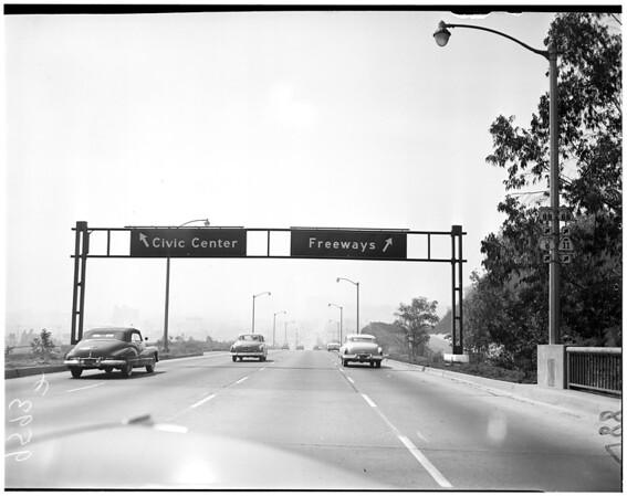 Smog, 1953