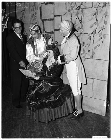 Opera, 1952