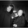 Cardinal Spellman arrival, 1952