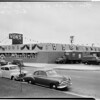 New store (Von's), 1952