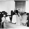 Good Friday at First Methodist Church (8th Street and Hope Street), 1952