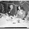 Apple polishing dinner (Delta Kappa Phi Sorority of Compton City College), 1952