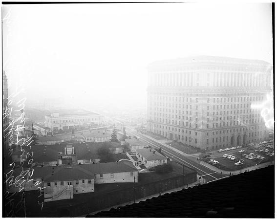 Weather ... Smog, 1951