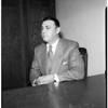Bergman -- Lindstrom case, 1952