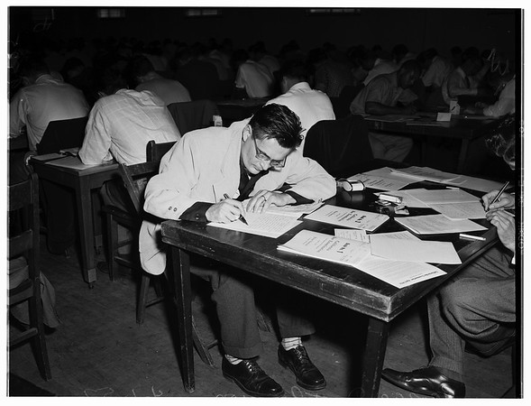 California Bar Examination, 1952