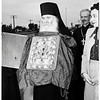 Russian Church dignitaries, 1952