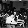 Pasadena City College foreign students receive instruction in English, 1952