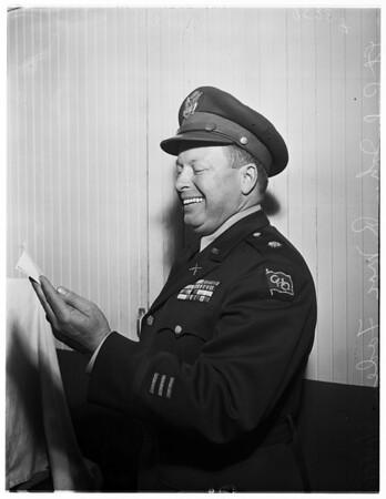 Fortieth Division, 1952