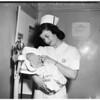 Abandoned baby (Georgia Street Hospital), 1952