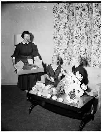 Saint Alban's Bazaar, 1952