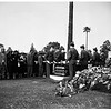 40th Division veteran funeral (Kenneth F. Kaiser, Junior), 1952
