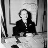 Chief Navy Nurse, 1952