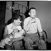 Husband shot by estranged wife ...936 West Gage Avenue, 1952