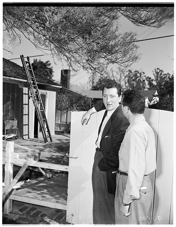 Fires (North Hollywood) 4248 Arch Drive, 1952