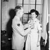 Army award, 1952