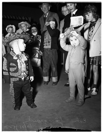 Halloween, 1952