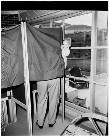 Voting (Precincts #200-#798-#5865), 1952