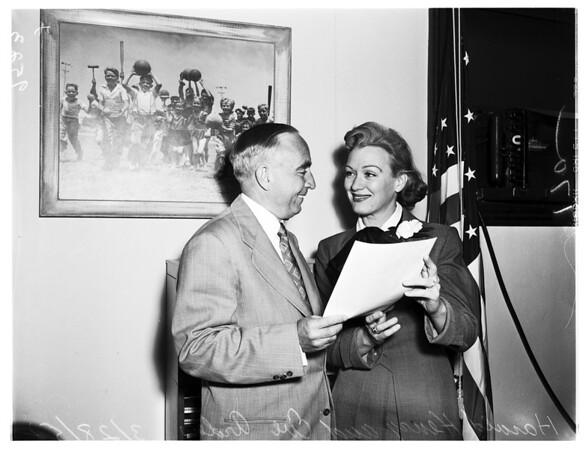 Guidance week, 1952