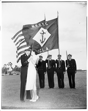 University of California, Los Angeles ROTC, 1952