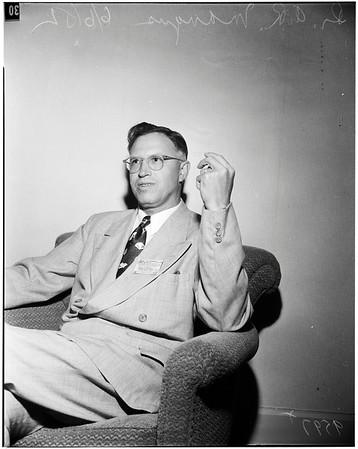 Probation convention, 1952
