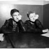 Runaway boys, 1952