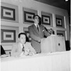 Probation Association convention, 1952