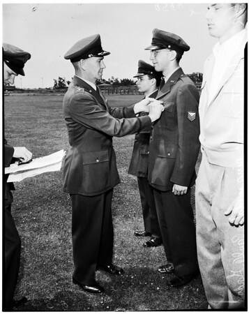 Air Force ROTC (University of California, Los Angeles), 1952
