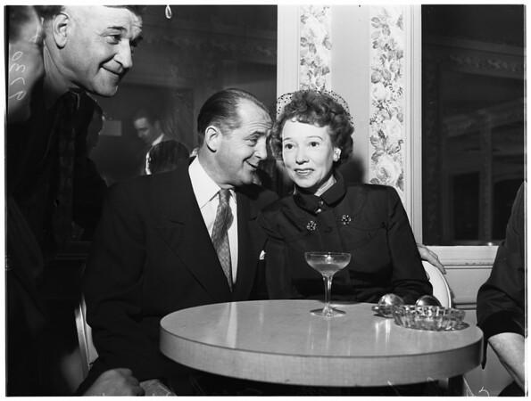 Charles Foy, 1952